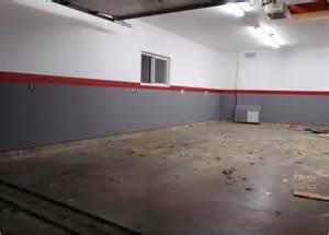 Garage Interior Wall Materials