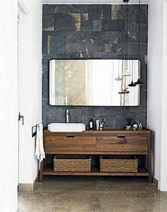 Waschtisch Bad Holz : waschtisch mit unterschrank stehend holz ~ Sanjose-hotels-ca.com Haus und Dekorationen