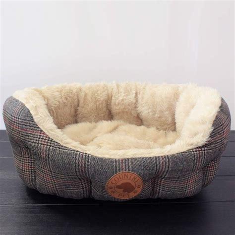 hundekorb tweed von country pet puppy prince