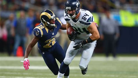 seahawks  rams snap count notes field gulls