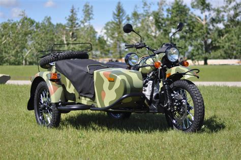 Ural Gear Up Image by 2017 Ural Gear Up Woodland Camo Sold