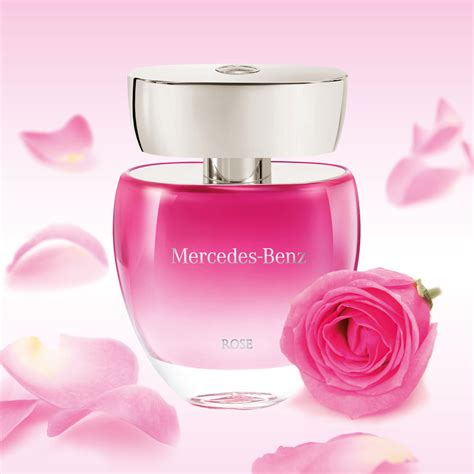 Get 15% off with code fx15! MERCEDES BENZ ROSE EDT 90 ML FOR WOMEN - Perfume in Bangladesh