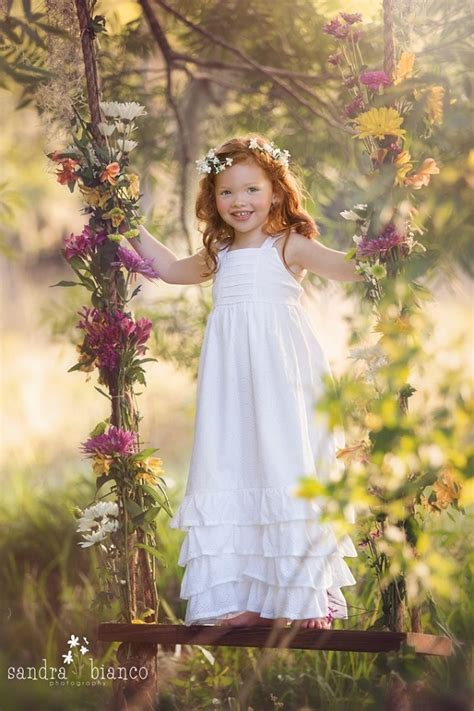 cutest boho flower girl inspirations wedding blog
