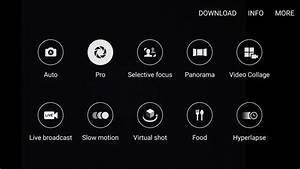How To Use Pro Camera Mode On Samsung U0026 39 S Galaxy S7 And S7