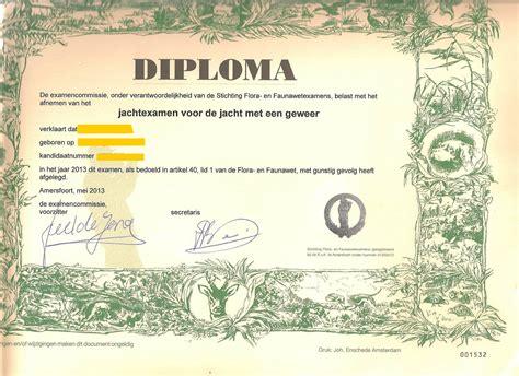 Jachtvergunning Nederland jachtopleiding nederland