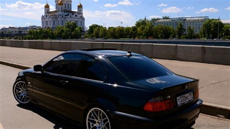 2001 Bmw 3 Series Coupe Specifications, Pictures, Prices