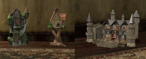 decats sims  creations ts fairy houses  dollhouses