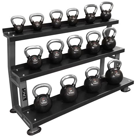 kettlebell rack tag tier fitness kettlebells weights lb commercial gym gtech