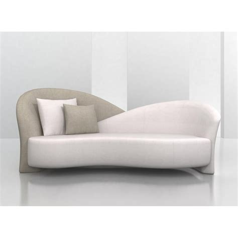 Contemporary Modern Sofa by Vladimir Kagan Sofas Couches Fleur Modern Sofa