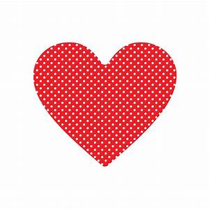 Valentine's Day Patterned Heart Printables #