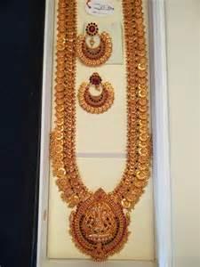 thread earrings lakshmi kasula haram 150 grams sudhakar gold works