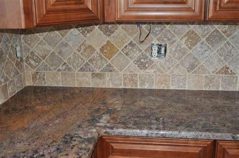 4x4 kitchen tiles 25 best ideas about travertine tile backsplash on 1102