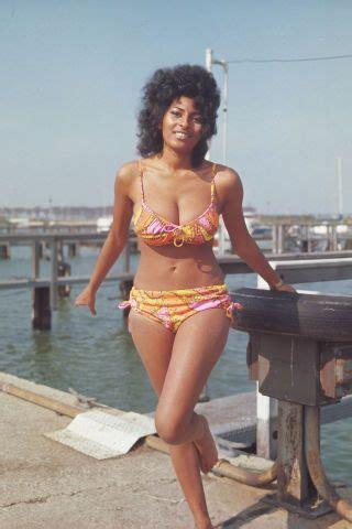 leni wesselman bikini best 25 pam grier ideas on pinterest pam grier now