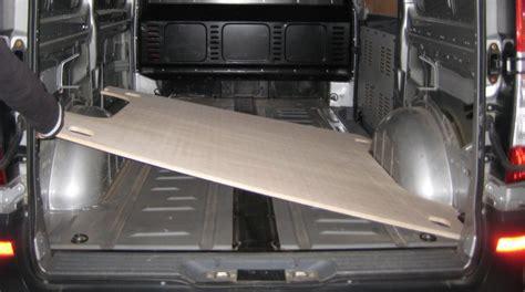 plancher bois pour vehicule utilitaire fourgon mercedes