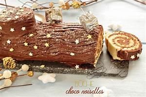 Bche De Nol Roule Traditionnelle Au Chocolat Facile Et
