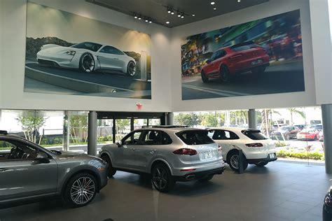 Florida's Braman Porsche Named Exclusive Manufaktur