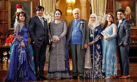pakistani couple  history  celebrating