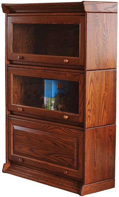 Stackable Barrister Bookcase by Barrister Bookcase Plans Stackable Woodworking Projects