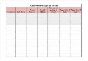 Excel Sign In Sheet Template 40 Sign Up Sheet Sign In Sheet Templates Word Excel