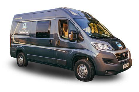 Bunk Campers   Aero ? 2 Person Campervan Hire UK   2