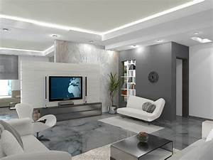 interieur maison moderne salon recherche google deco With photo maison contemporaine interieur