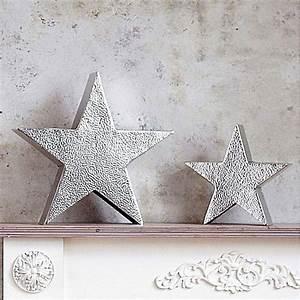 Wandspiegel Silber Groß : deko stern silber gro jetzt bei bestellen ~ Whattoseeinmadrid.com Haus und Dekorationen