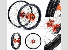 Alloy 7116 Dirt Bike Offroad Spoke Rims Wheels For