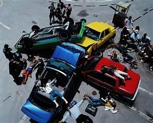 Car Crash Wallpaper