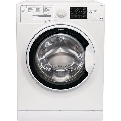 Waschmaschine 3 Kg Fassungsvermö by Bauknecht Frontlader Waschmaschine 7 Kg Eco 7418