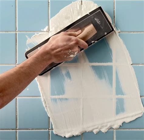 how to regrout bathroom tiles www tidyhouse info