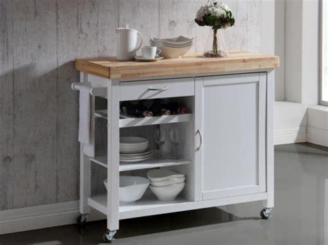 accessoires cuisine leroy merlin küchenwagen servierwagen holz skyler günstig kaufen