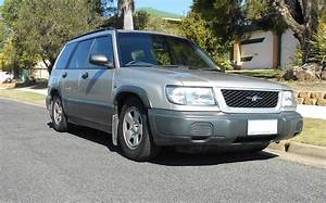 1999 Subaru Forester Limited