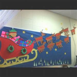 70 best images about Christmas Bulletin Boards