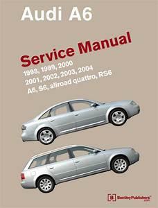 Audi A6  C5 Platform   1998-2004 Service Manual