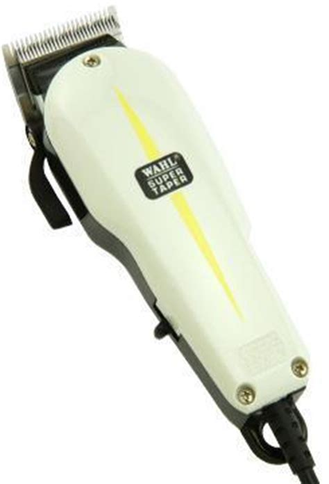 wahl india wahl professional corded clippers super taper
