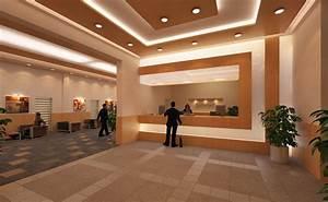 Main Entrance Hall I Hospitals Conceptual Technical ...