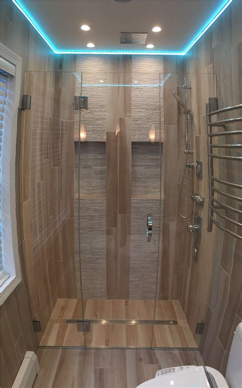 Pictures Of In Shower - curbless showers elite tile co