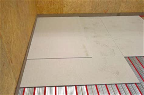 Platten Für Fussbodenheizung by Wem Fu 223 Bodenheizung Im Trockenbau