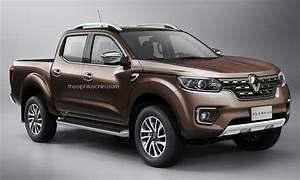 4x4 Renault Pick Up : renault alaskan production navara based pick up rendered ~ Maxctalentgroup.com Avis de Voitures