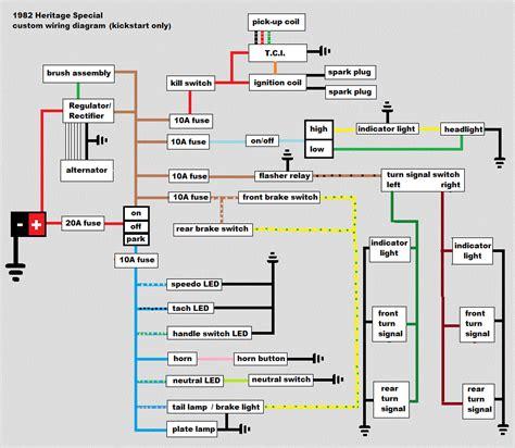 Help With Wiring Diagram Yamaha Forum