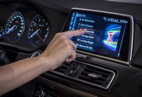 gen idrive  gesture control  touchscreen