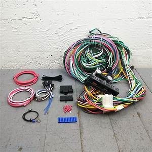 1969 Pontiac Gto Wire Harness Upgrade Kit Fits Painless