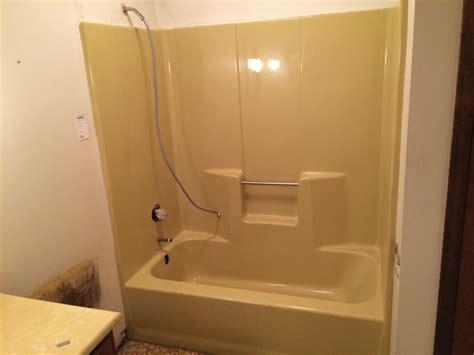 fiberglass tub  resurfaced total bathtub
