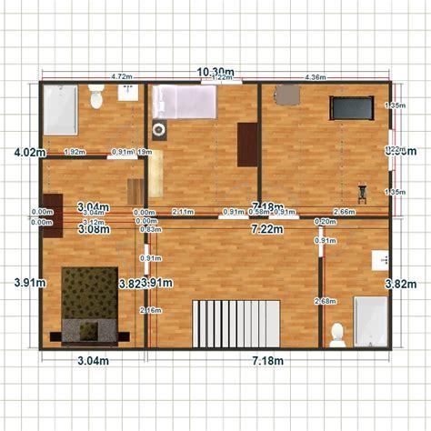 Mhs Level Planning 2nd Floor Sketchup  Bradley Erickson