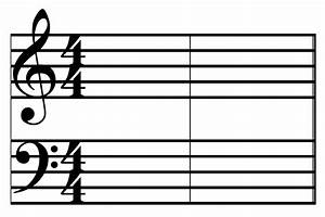 Printable Blank Sheet Music With Measures - february 2009 ...