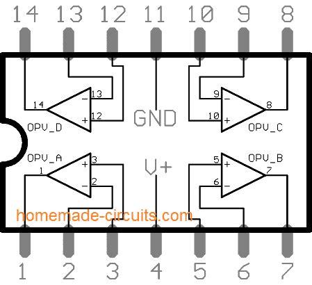 Quick Datasheet Application Circuits Homemade