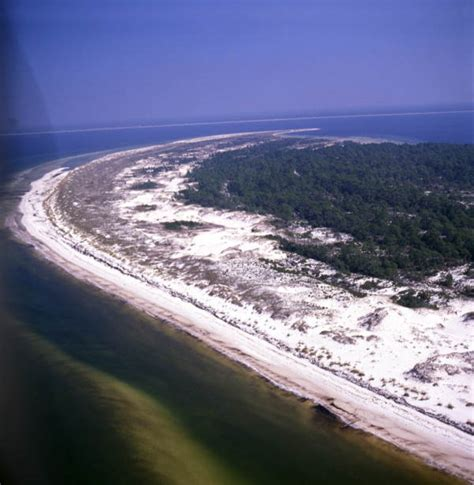 florida memory aerial view overlooking the northern end
