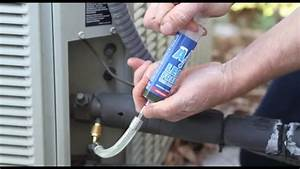 Hvacr Repair Is Easy With A  C Leak Freeze