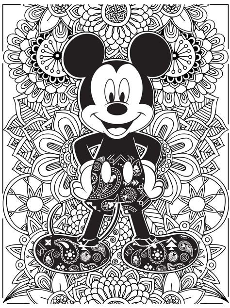 disney coloring pages  adults  coloring pages