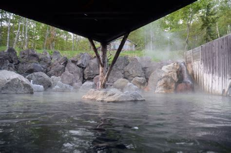 Hot Spring Onsen A Source Of Relaxation And Revitalisation